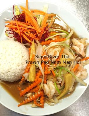 Prawn_Pad_Nam_Man_Hoi_Siam_River_Thai_20