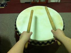 Taiko dob a dobos szemszögéből
