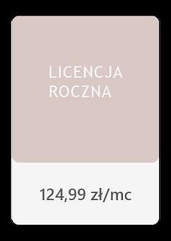 Cena licencji rocznej Parrot