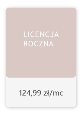 Licencja roczna