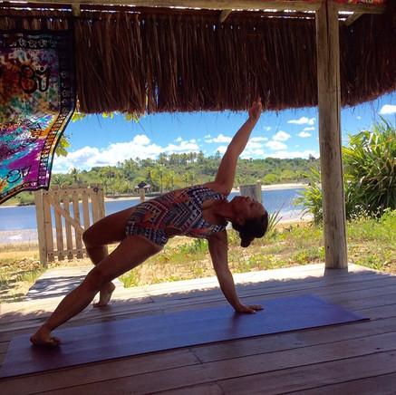 Yoga retreat Bahia-Brazil