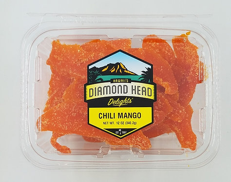 Chili Mango, Dried