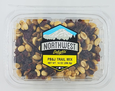 PB&J Trail Mix