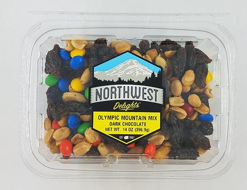 Olympic Mountain Mix, Dark Chocolate