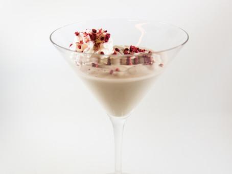 Creamy Cashew Pudding - Dairy Free