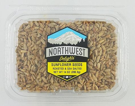 Sunflower Seeds – Oil Roasted, Sea Salted