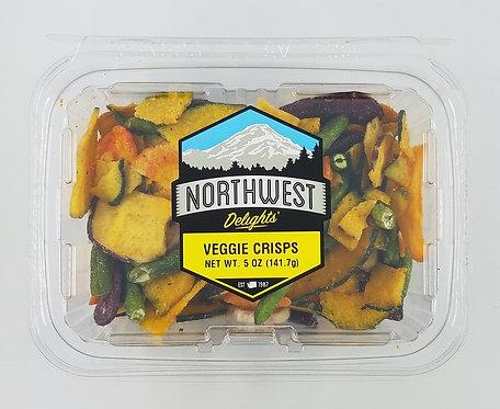 Veggie Crisps, Dried