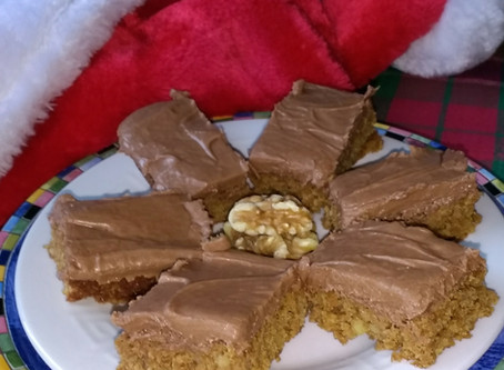 Graham Cracker Brownies