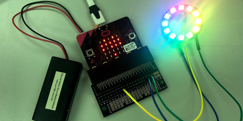 Trial For Microbit Technologist Program (Age 9-14)