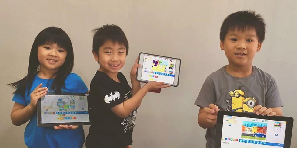 [201809-12][REGULAR] Fun Robotics (Age 6-8)