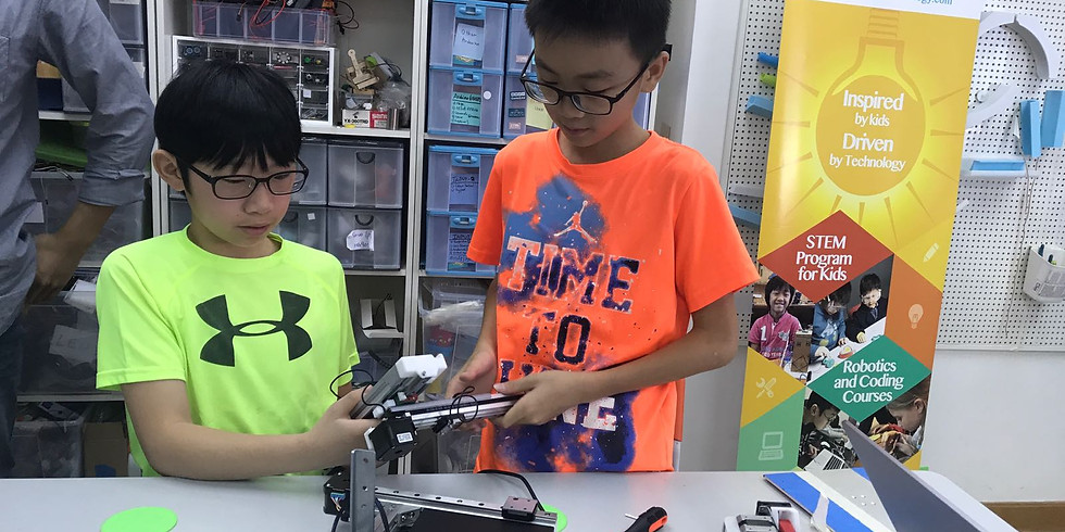 [SUMMER 19] 3D Print Inventions (Age 9-12)