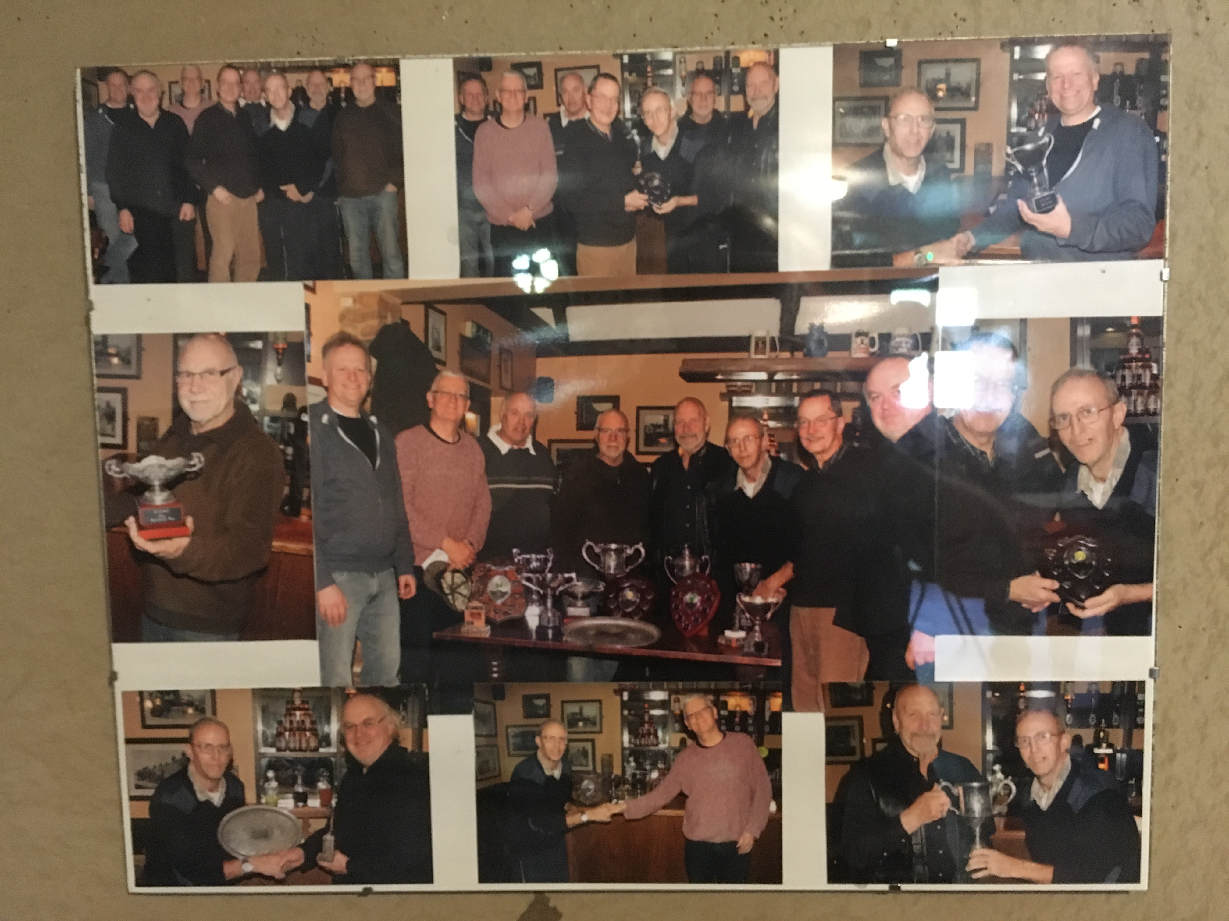 Hertford Rifle Club Members
