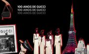 100 anos de GUCCI
