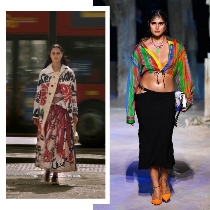 Vogue Runway: Marni e Versace
