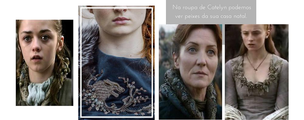 Bordados de Winterfell
