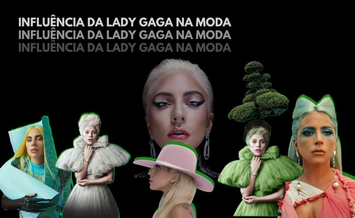Influência da Lady Gaga na Moda