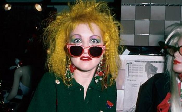 Evolução da moda - Back to the 80's