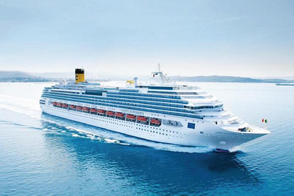 Costa Favolosa Cruise
