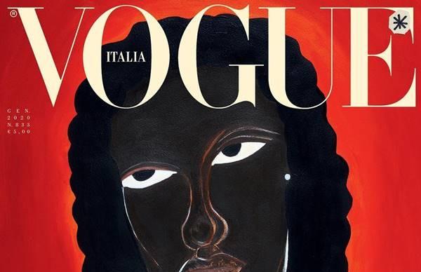 Vogue Itália: Ilustração, o futuro das revistas de Moda?