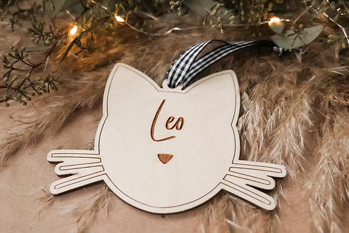 Pet Ornaments-Cat