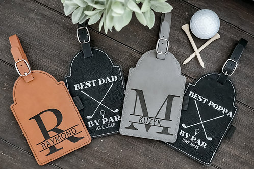 Personalized Golf Tags