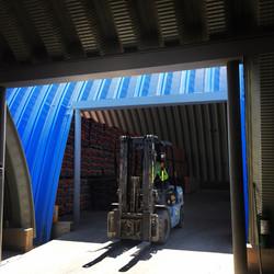 Cemento Vallenato La Paz Cesar poliarkit hangar 1