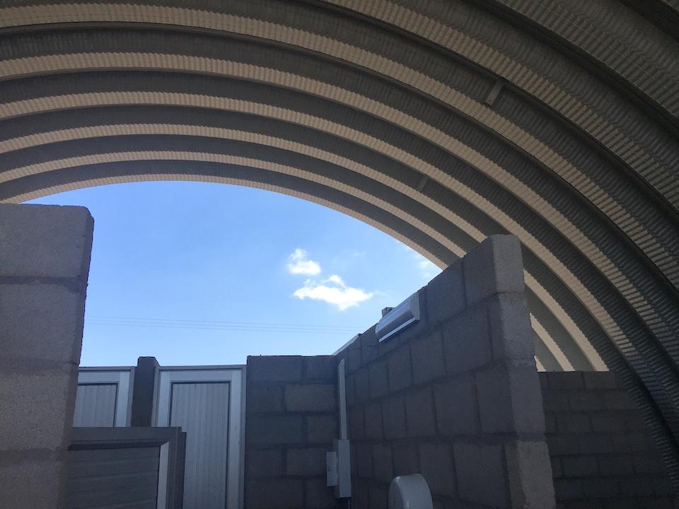 Cemento Vallenato La Paz Cesar poliarkit hangar6