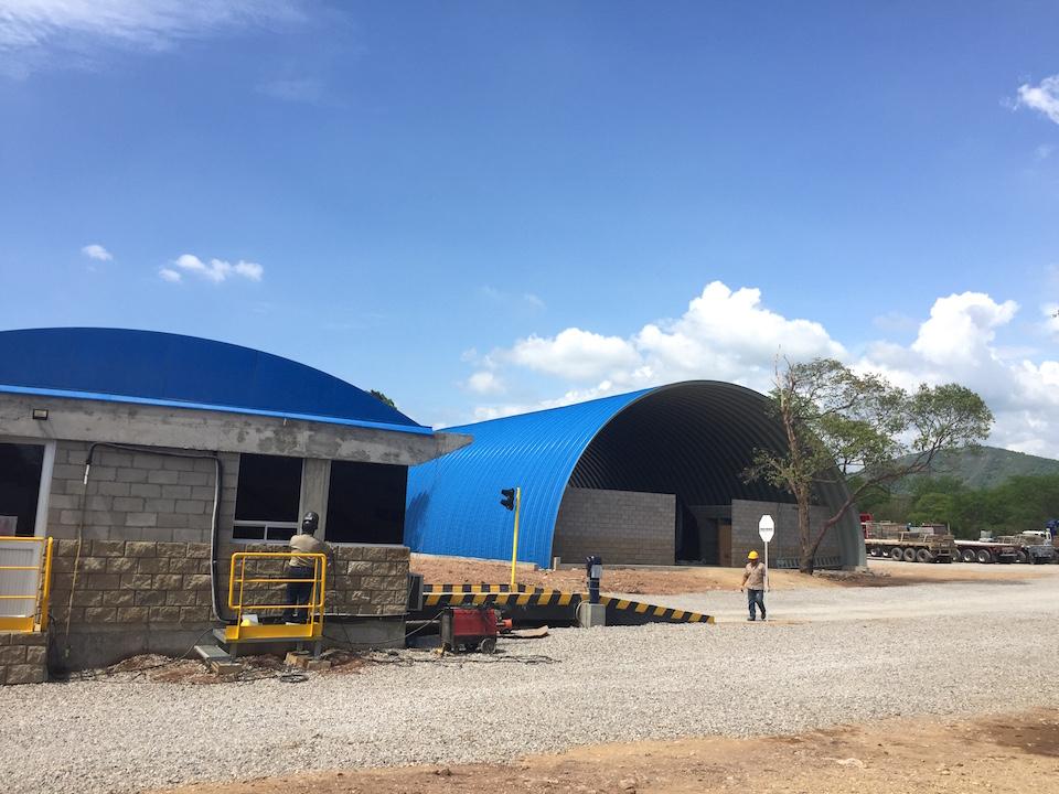Cemento Vallenato La Paz Cesar poliarkit hangar5
