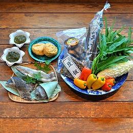 定期便「ツキのハコ」9月食材