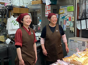 豆腐屋しば田本店/稲葉さん