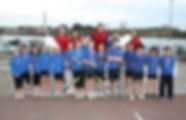 Junior Rowing in Cardiff Bay
