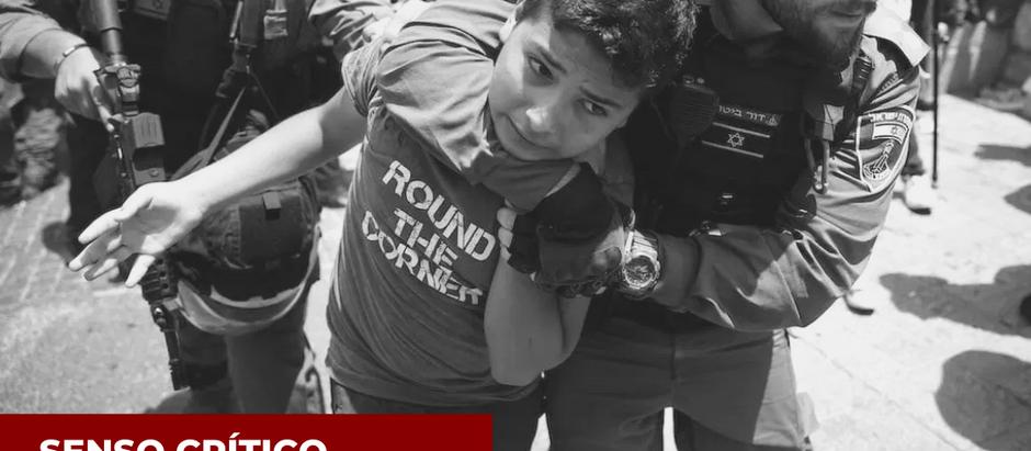A violência nas práticas do Estado de Israel