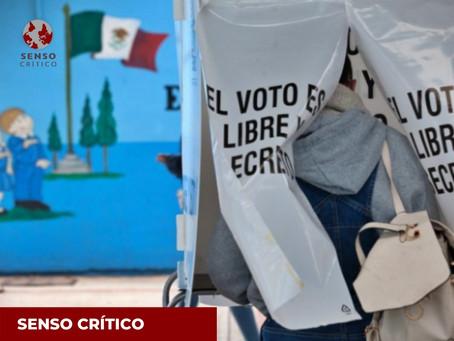Eleições no México: López Obrador mantém maioria simples na câmara dos deputados.