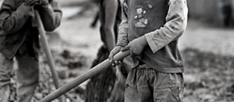 Dia Mundial Contra o Trabalho Infantil.