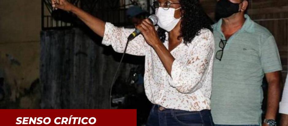 Prefeita de Cachoeira (BA) relata ameaças de morte direcionadas à ela e aos seus familiares.