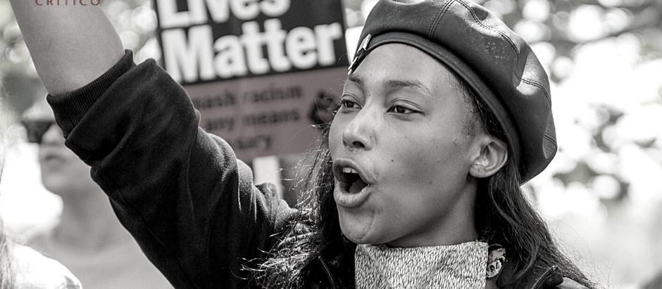 SASHA JOHNSON, IMPORTANTE MILITANTE DO BLACK LIVES MATTERS, ESTÁ HOSPITALIZADA APÓS SER BALEADA