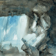 Sketch for Cave of the cyclops