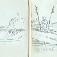 Sketch Biegolmai