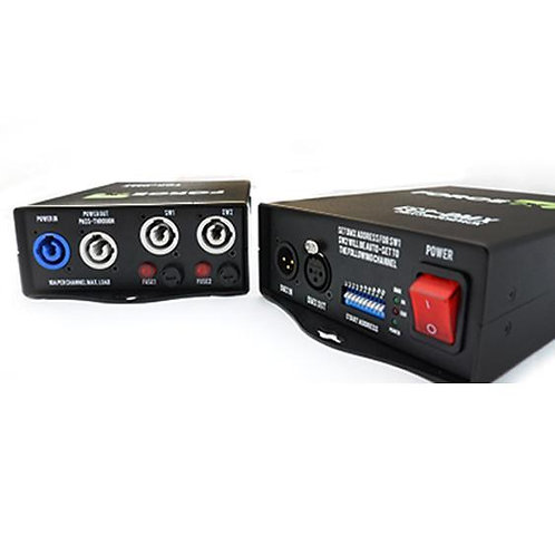 ForceFX EC2-DMX Switchpack