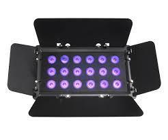 Chauvet Slim Bank 18 UV LED Panel