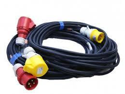 3m 16A Motor Cable