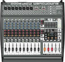 Behringer Europower PMP3000 Mixing Console