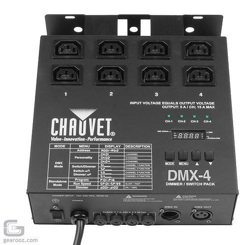 Chauvet DJ DMX-4 Dimmer