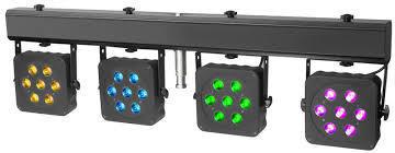 Cameo Multipar 2, LED Lighting Bar