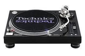Technics SL1210 Mk5 Turntable