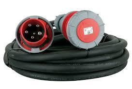 10m 63A TPNE Cable