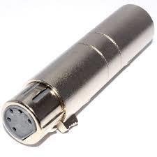 3 Pin - 5 Pin Adaptor