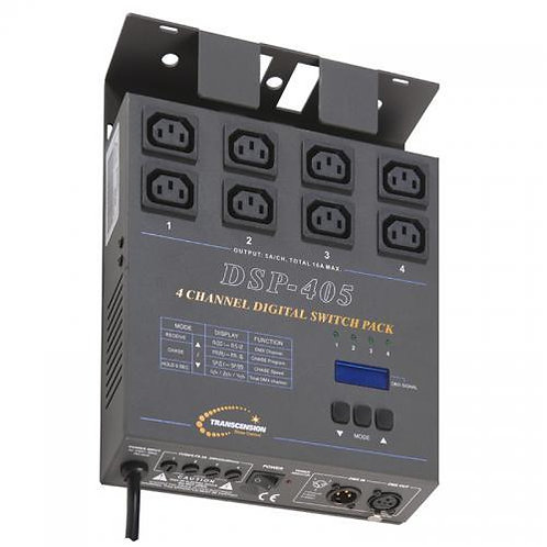 Transcension DSP-405 4-Channel Digital Switch Pack