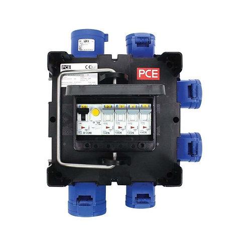 PCE IMST 32A SPNE - 4x16A Distro
