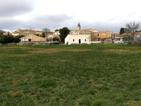 Permis accepté pour notre nouveau lotissement à Saint-Drézéry.